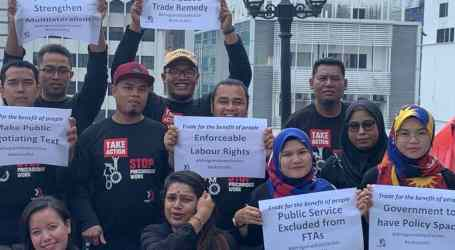 IndustriALL affiliates in Asia-Pacific to mobilize for fairer trade