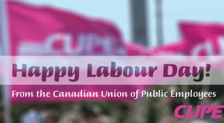 Labour Day 2019: keeping up the fight for a more inclusive Canada