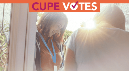 CUPE offers one-day election workshop ahead of 2019 federal election