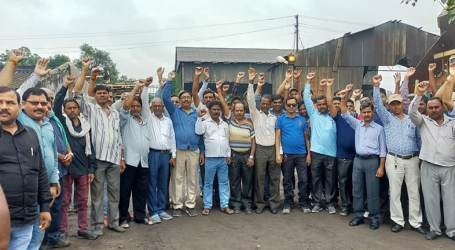 Indian coal miners strike against privatization of mines