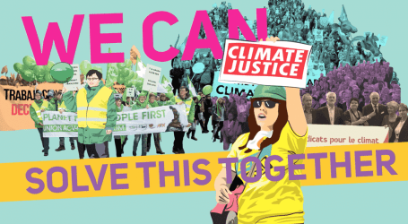 Global call for climate action on 27 September