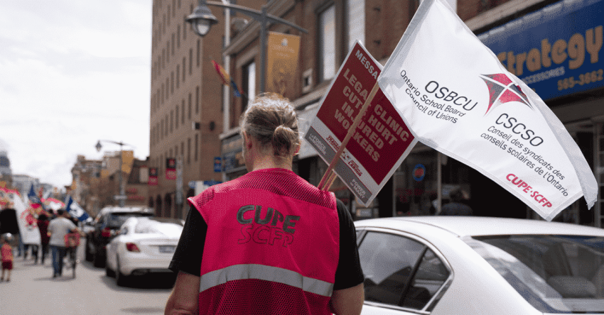 Statement from CUPE/OSBCU bargaining team about latest developments in negotiations