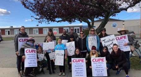 CUPE 441 members ratify agreement, ending strike