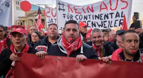 German auto workers demand Just Transition