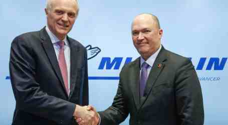 IndustriALL and Michelin sign agreement for global works council