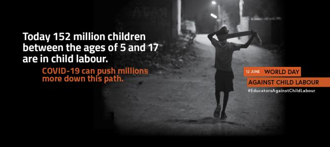 best practices to help eradicate child labour post Covid-19