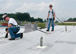 Why Do Roofers Fall From Roofs? Is it just because of gravity?