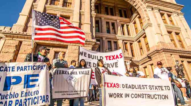 Texas Stories: Symptom of Bigger Workers' Comp Debates