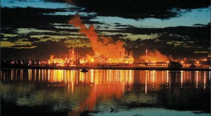 Anacortes, WA Refinery Fined $77,000 for Workplace Violations Following Toxic Release