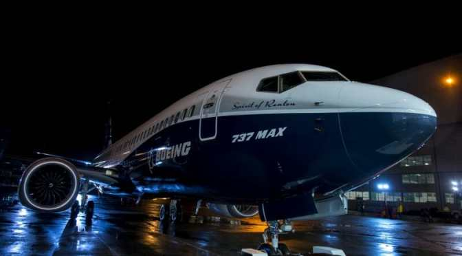 Shhh… The New 737 MAX Redefines a Quiet Airplane