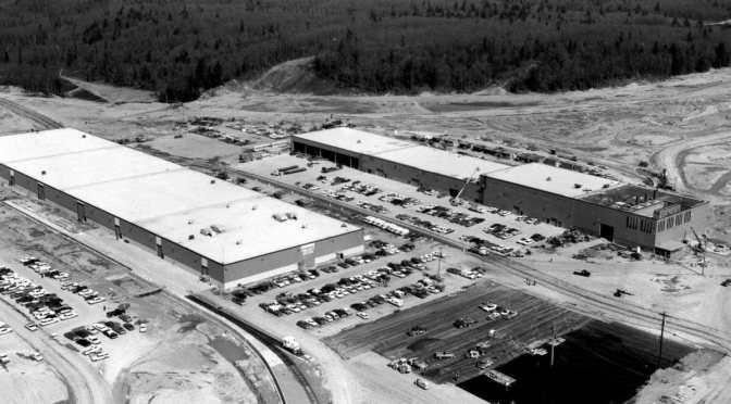 The Boeing Company: Celebrating 50 years in Everett, Washington