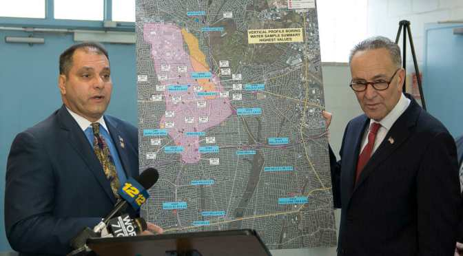 Groundwater Contamination In Bethpage A Possible Source Of Disability Claims