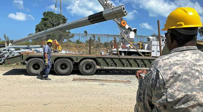 Defense Base Act Coverage for U.S. Government Contractors Working in Puerto Rico