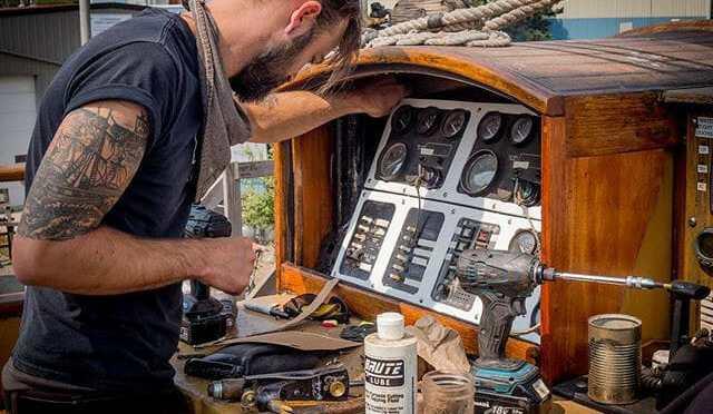 Maritime Training – Sea School Northwest
