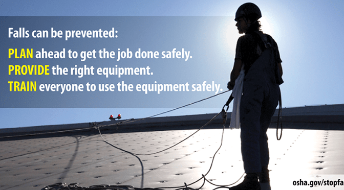 Stand-Down for Safety, May 6 – 10, 2019