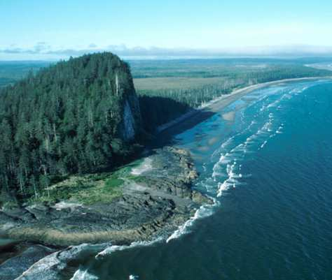 Naikoon Provincial Park, Photo credit: BC Parks