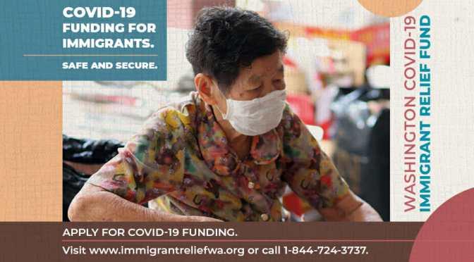 Washington COVID-19 Immigrant Relief Fund