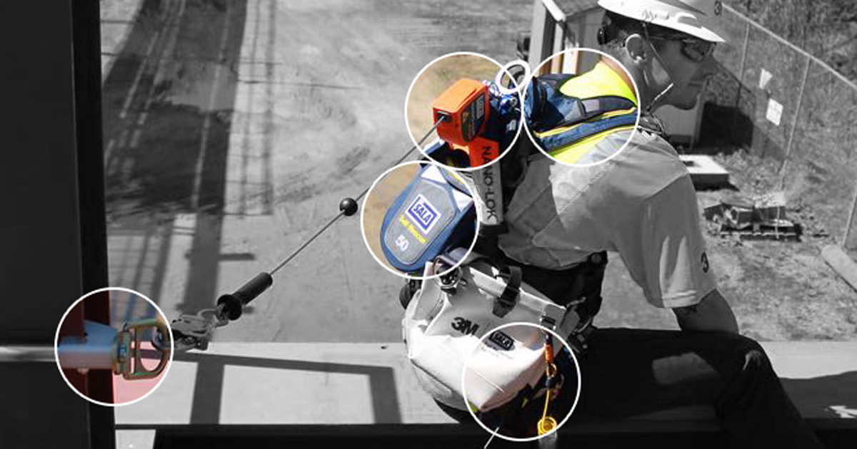 Stand Up To Falls Learn The Abcd S Of Fall Protection