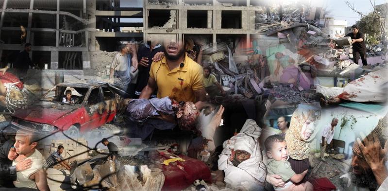 Gaza Alert: 19 killed 42 injured