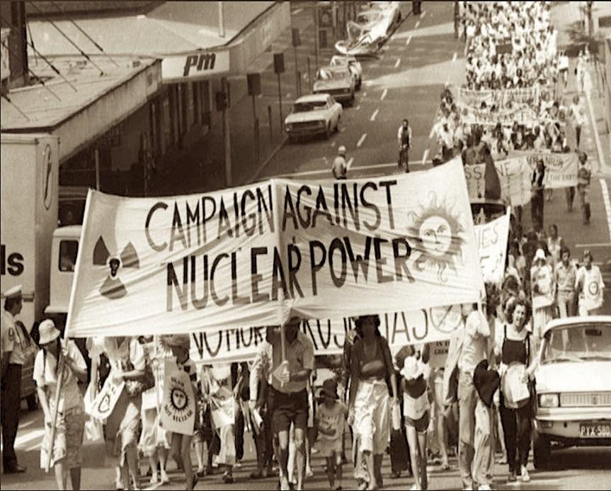 Australians speak out against nuclear submarines and AUKUS
