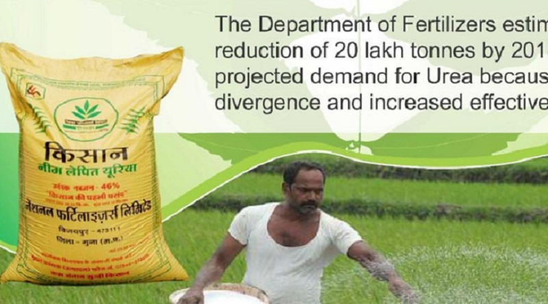 neem coated urea @govt