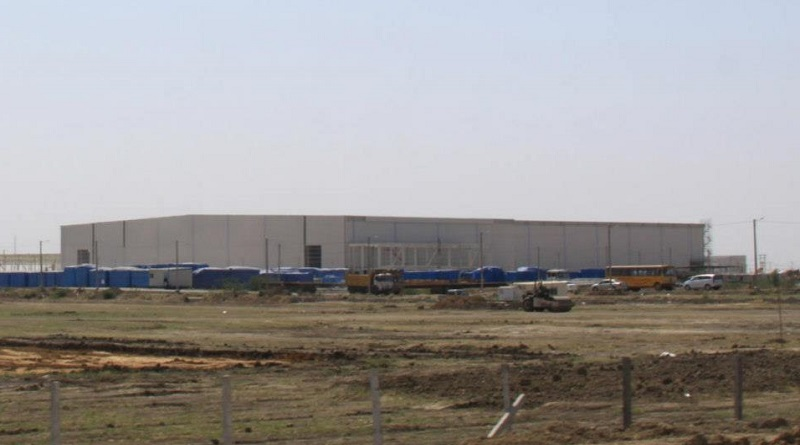 ford india sanand plant @ RushLane