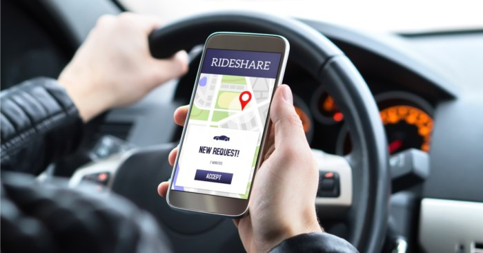 An Employment Cloud Hangs Over The Ridesharing Space