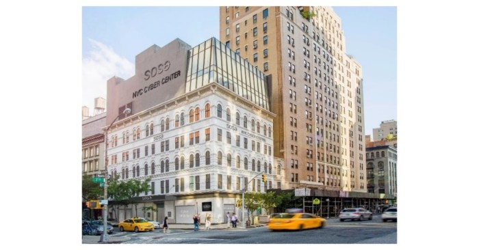 NYCEDC Unveils Global Cyber Center, Innovation Hub, and New Talent Pipelines to Secure NYC's Future