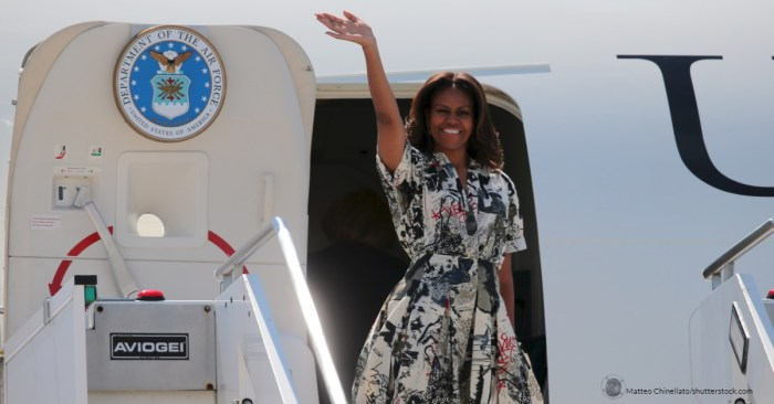 Michelle Obama Sold 725,000 Copies of Her New Book… In One Day!