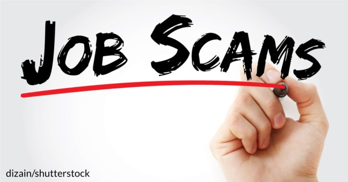 Defendants Charged With Stealing From At Least 250 Victims in Employment Fraud Schemes