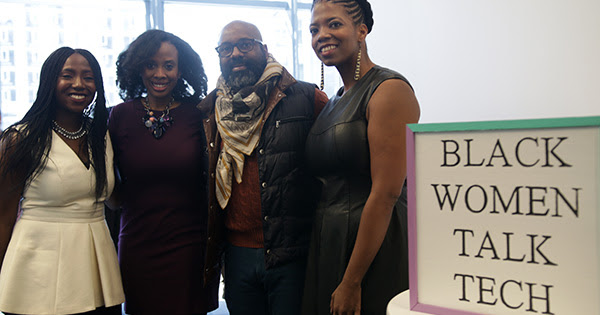 Black Women Talk Tech Seeks to Inspire and Connect Black Female Tech Entrepreneurs
