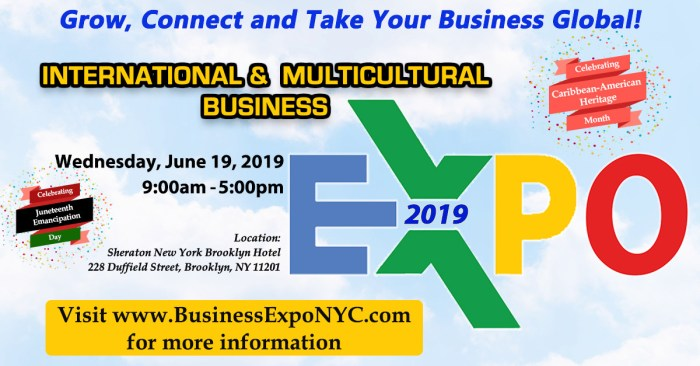 Chamber Coalition Held Multicultural Business EXPO 2019