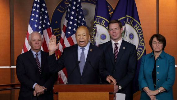 Maryland Congressman Elijah Cummings, chair of U.S. House oversight committee, has died