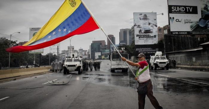 Venezuela crisis: UN to investigate alleged human rights violations