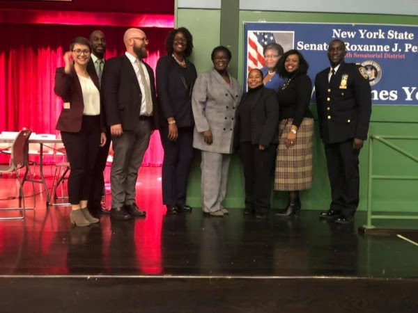 Senator Persaud, Elected Officials, Brooklyn Youth and Community Leaders Come Together to Discuss Youth Violence