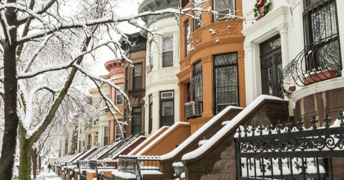 DSNY Issues 'Snow Alert' for Sunday, December 1, 2019 at 3 a.m.