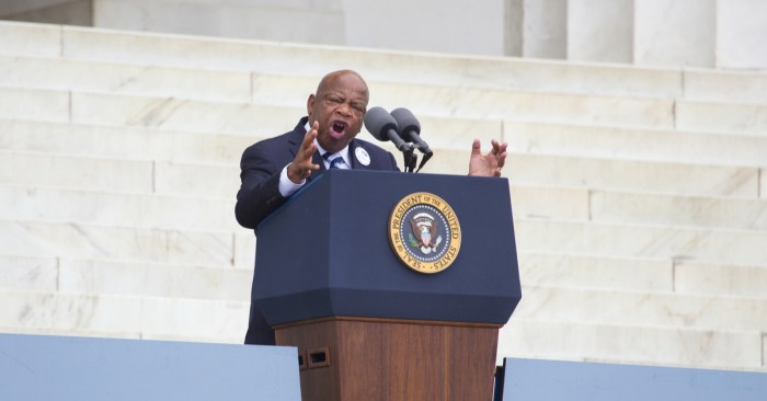 Civil rights icon Rep. John Lewis of Georgia battling stage 4 pancreatic cancer