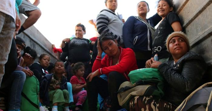Conditions Worsen for New Caravan From Honduras