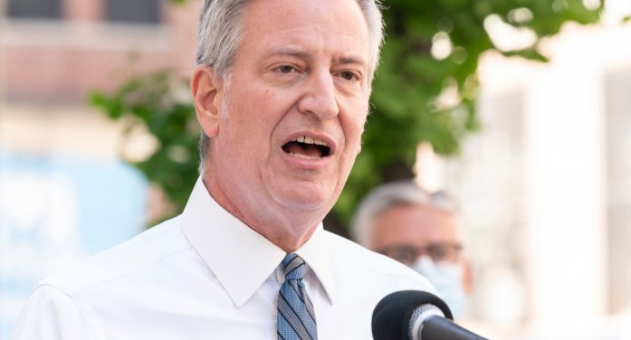 Mayor De Blasio Announces Emergency Relief Program For Survivors Of Domestic And Gender-Based Violence