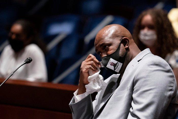 George Floyd's Brother Testifies in Congress