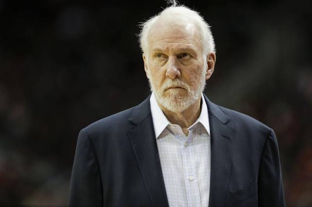 Gregg Popovich Advocates For Reparations In New Interview
