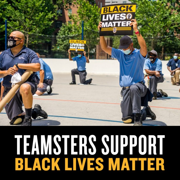 Join fellow Teamsters for the MLK Memorial March