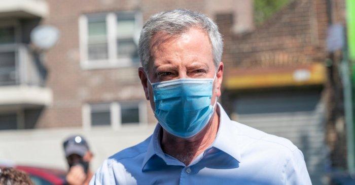 Mayor de Blasio Announces New York City's Own Dedicated COVID-19 Lab