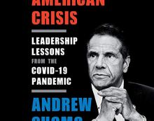 Governor Cuomo's New Book About Managing COVID-19 Pandemic Hits Stores