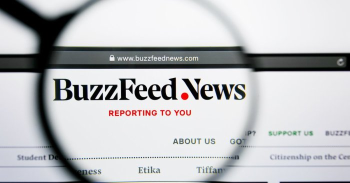 Take Action: Support BuzzFeed News Union's Demand for Just Cause