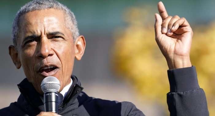 Obama: Republican Party 'is the minority party in this country'