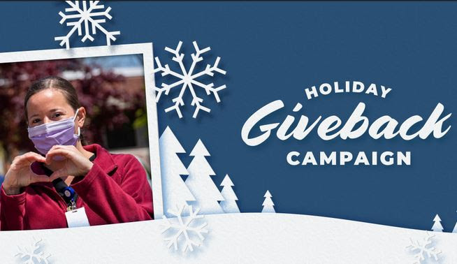 Union Plus Holiday Giveback Campaign