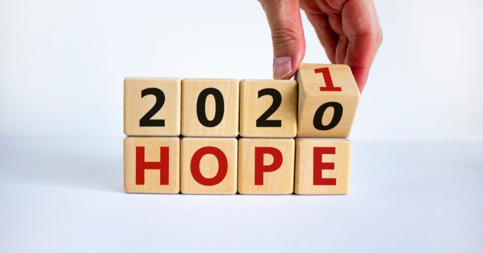 Hope for 2021