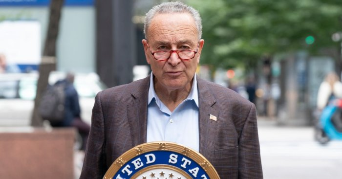 Schumer calls for 25th Amendment to be invoked after Capitol riots