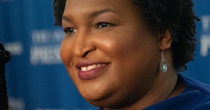 The triumph of Stacey Abrams over Donald Trump